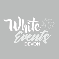 White Events Devon Popcorn Cart