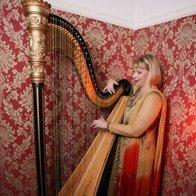 Maxine Molin Harpist