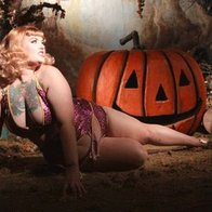 Tawny Kay Burlesque Dancer