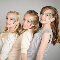 Jellinelli Face Painting Grimsby Face Painter