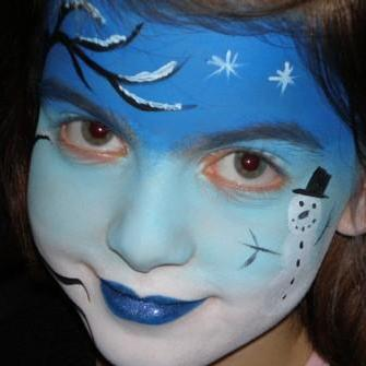 LINA'S FACE PAINTING - Children Entertainment , Leeds,  Face Painter, Leeds