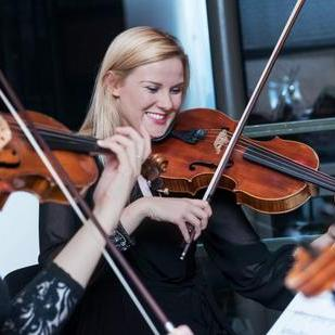 Hire Grazia String Quartet for your event in Manchester