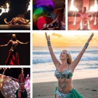 Ericka Zayas Latin & Flamenco Dancer