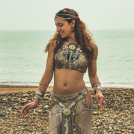 Barbara Oriental Belly Dancer