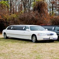 Scottish Limousine Services Wedding car