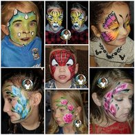 Сlairesfunfaces Face Painter