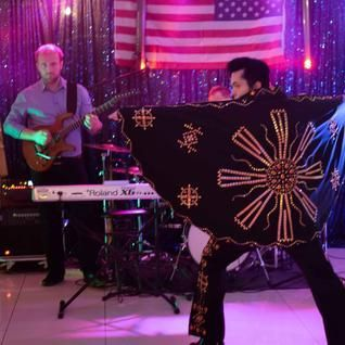 Elvis Tribute - Tribute Band , Sheffield, Impersonator or Look-a-like , Sheffield,  Elvis Tribute Band, Sheffield 70s Band, Sheffield