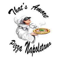 Thats Amore Pizza Napoletana Pizza Van