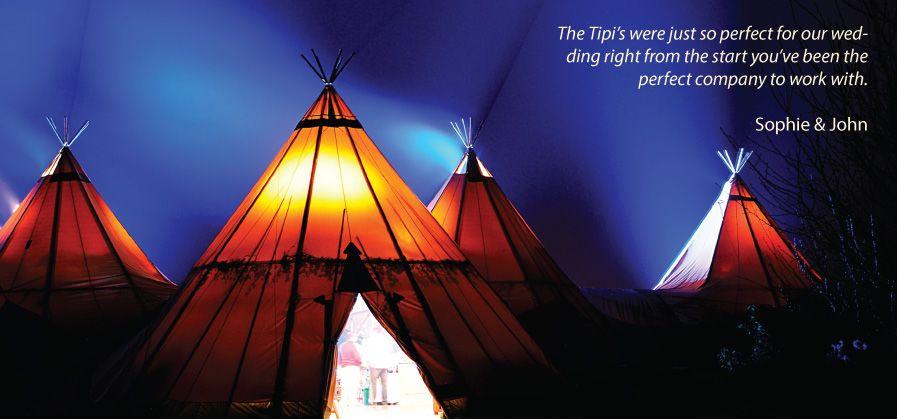 Tipi Events Ltd - Marquee & Tent  - Bristol - Avon photo