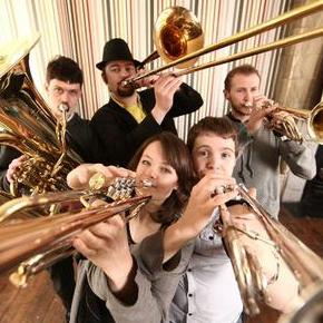 Hire Hosen Brass Band for your event in London