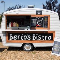 Bertos Bistro Burger Van
