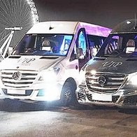 BUD  / VIP PARTY BUSES LTD. Party Bus