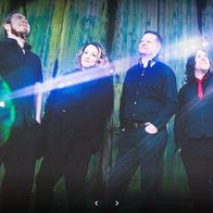 Amplified music wedding band Rock Band