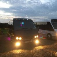 Diamond Limousines Party Bus