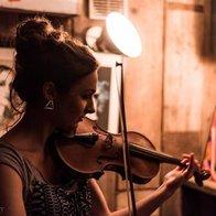 Claire Victoria Violin Jazz Band