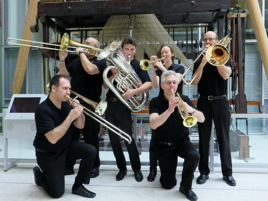 The Midland Brass Ensemble - Live music band Ensemble Singer  - Coventry - West Midlands photo