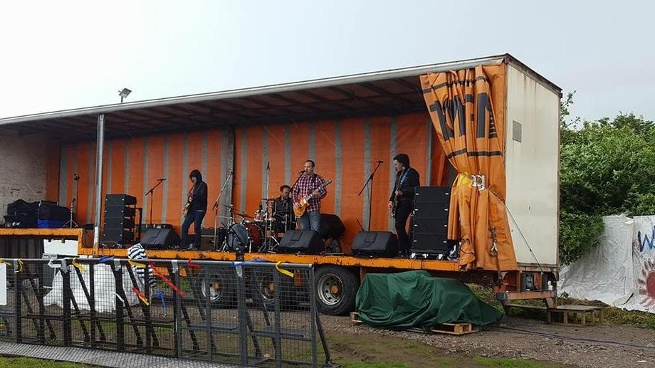 Out On Bail - Live music band  - Whitehaven - Cumbria photo
