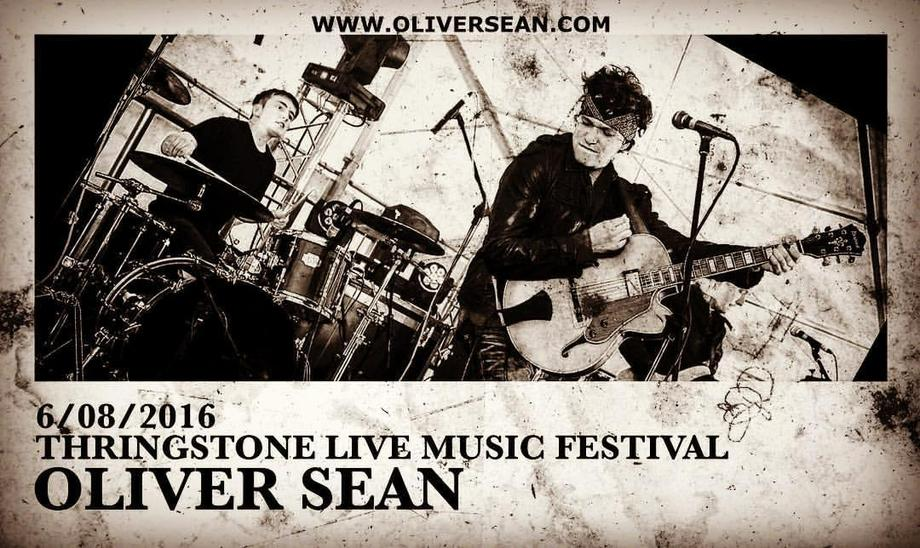 Oliver Sean - MTV EMA Nominated Power Trio - Live music band Tribute Band Singer Solo Musician  - Leicestershire - Leicestershire photo