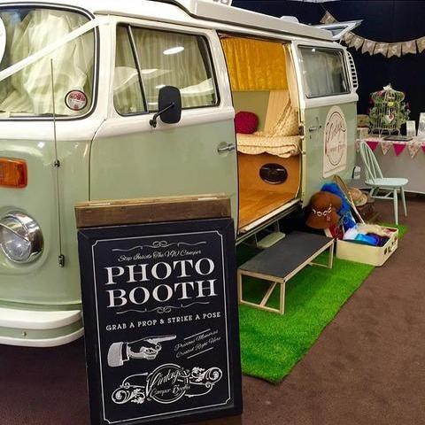 Vintage Camper Booths - Photo or Video Services , Berkshire, Event planner , Berkshire,  Photo Booth, Berkshire