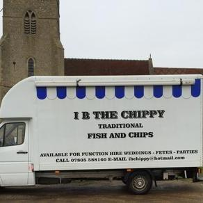 IB The Chippy - Catering , Fakenham,  Fish and Chip Van, Fakenham Street Food Catering, Fakenham