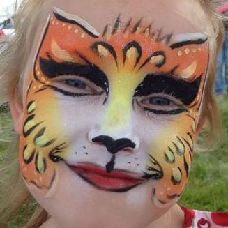 Mandy moo face painter - Children Entertainment , Norwich,  Face Painter, Norwich Balloon Twister, Norwich