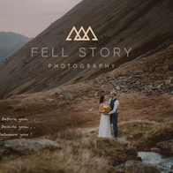 Fell Story Photography Vintage Wedding Photographer