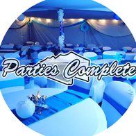 Parties Complete Party Tent