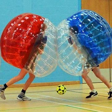 Exe Bubble Football - Games and Activities , Exeter, Event Equipment , Exeter,  Zorb Football, Exeter