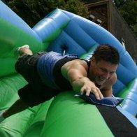 BBC Inflatables Bouncy Castle