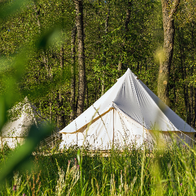 Pitched Perfect Events Bell Tent