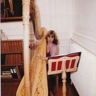 Oxfordshire Harpist Solo Musician