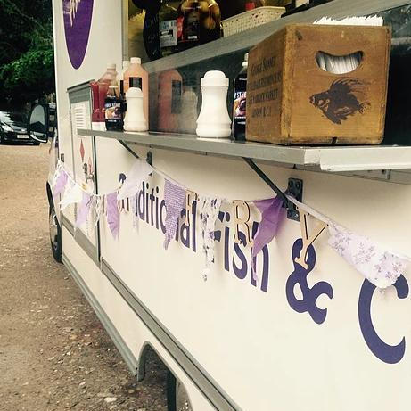 Flo's Fryer - Catering , Maidstone,  Fish and Chip Van, Maidstone