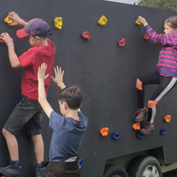 Mobile Adventures UK Mobile Climbing Wall
