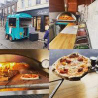 Crust Lust Pizza Pizza Van