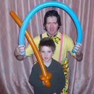 Ignite Parties - Children Entertainment , Blackburn,  Balloon Twister, Blackburn Face Painter, Blackburn Children's Magician, Blackburn Children's Music, Blackburn