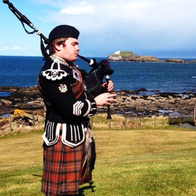 Angus Lutton - Bagpipes Solo Musician