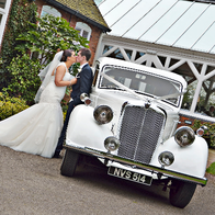 Platinum Wedding Cars Wedding car