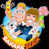Banana Brain Fun Shows Children's Magician