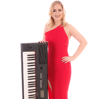Clare Marie - Pianist and Saxophonist DJ