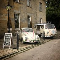 Bus and Bug Vintage Weddings Transport