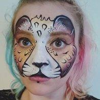 Ryn Rose Face Painting Children Entertainment