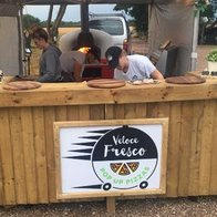Veloce Fresco Pop Up Pizzas Children's Caterer