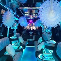 Star Limousines Party Bus