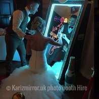 Karizmirror Photo Booth