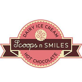 Scoops n Smiles Ice Cream Cart