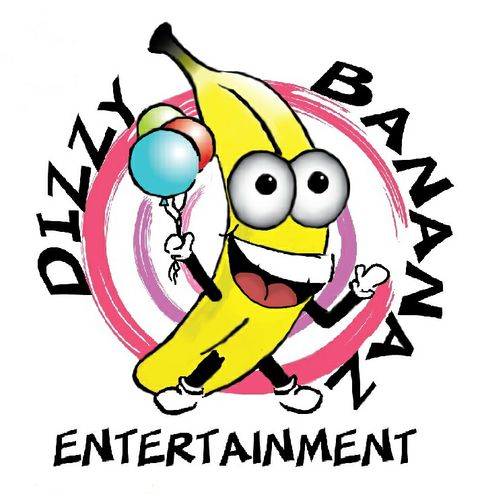 Dizzy Bananaz Entertainment Face Painter