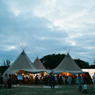 Love Tipis Party Tent
