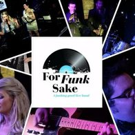 For Funk Sake Wedding Music Band