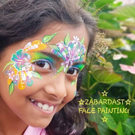 Zabardast Face Painting Face Painter