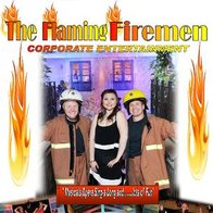 THE FLAMING FIREMEN Wedding Singer